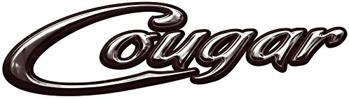 Montana 1 RV TRAILER KEYSTONE COUGAR LOGO GRAPHIC DECAL -969