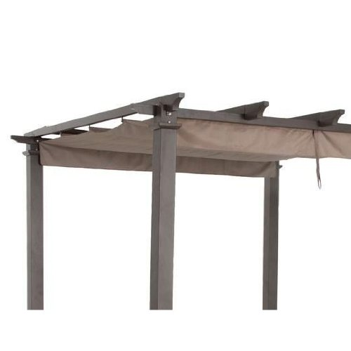 Patio Home Depot Gazebo Canopy : Garden winds replacement canopy for home depot ft