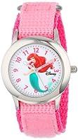 Disney Kids' W000958 Ariel Stainless Ste...