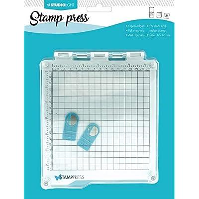 STUDIO LIGHT - 3PL SPSL01 Stamp Press Studio L 6.3