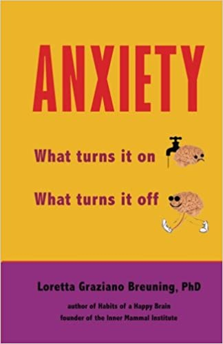Mental illness gift guide - self-help book for anxiety