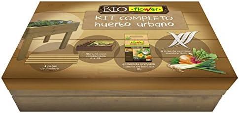 Kit Completo de Mesa Huerto Urbano: Amazon.es: Jardín