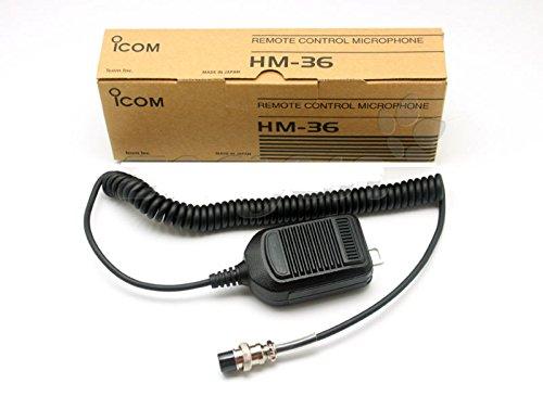 Aweek® Hand Microphone Speaker HM-36 For ICOM IC-77 IC-78 IC