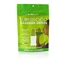 NutriBullet Superfood Cleansing Greens