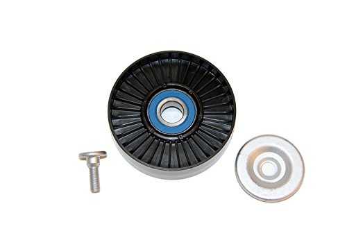 MTC 3820/112-200-09-70P Pulley (with Hardware Kit Accessory Belt Tensioner Assembly Mercedes models) (Mercedes Accessory Belt Tensioner)