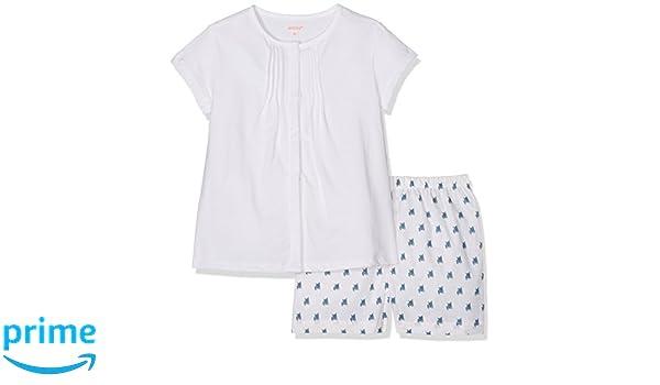 Gocco S73LTCCA501, Conjuntos de Pijama para Niñas, Azul, 1-2 años: Amazon.es: Ropa y accesorios