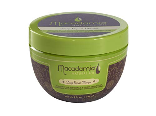 Macadamia Oil Deep Repair Mask, 8 ounce