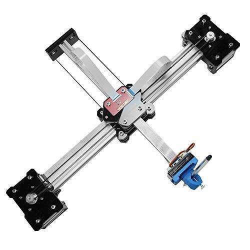 Mini máquina de grabado, 100-240VA 2 ejes DIY CNC XY Plotter Pen ...