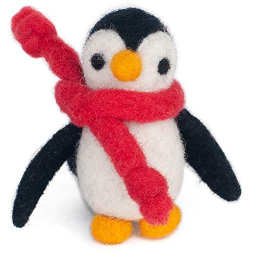 Dimensions Penguin Felt Animals Needle Felting Kit, 2.5'' x 2.5''