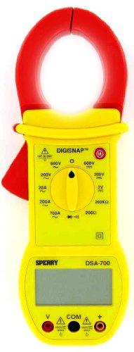 A.W. Sperry DSA-700 6-Function 12-Range 700-Ampere Digital Clamp Meter