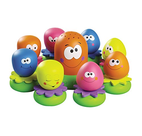 Toomies Octopals Preschool Children's Bath Toy