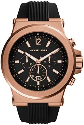 Michael Kors Dylan Stainless Steel Chronograph Watch WeeklyReviewer