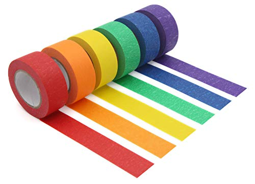 Colored Masking TapeColored Painters