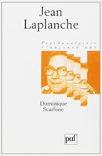 Livre gratuits Jean Laplanche pdf epub