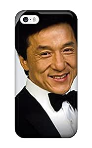 Excellent Iphone 5/5s Case Tpu Cover Back Skin Protector Jackie Chan