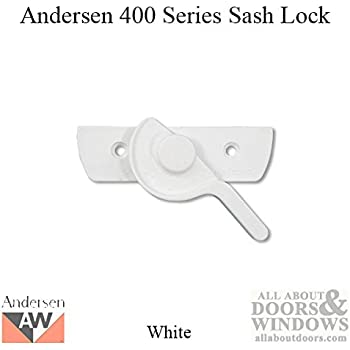 Andersen 174 Sash Lock Amp Keeper In White Color 1968 To