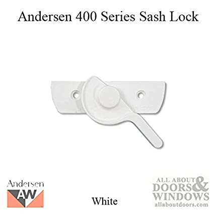 andersen 400 series double hung windows extra large andersen sash lock for 400 series woodwright double hung window white
