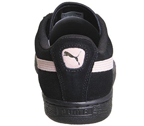 Suede Noir Wn's Classic Femme Sneakers Basses Pearl Puma POqdwP