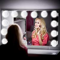 Mirror lights kit string light LED vanity makeup bulbs
