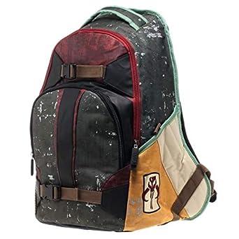 Star Wars - Hombre boba fett mandaloriano mochila: Amazon.es: Ropa y accesorios