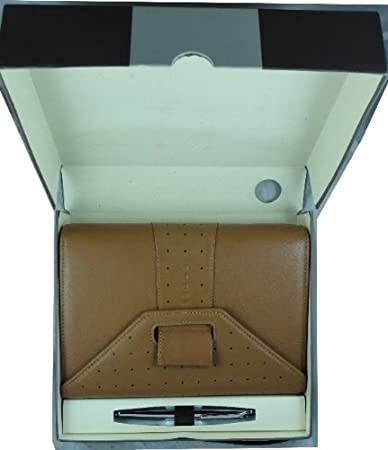 Amazon.com: Cross Autocross Leather Collection - Toffee ...