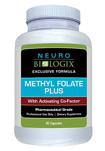 Methyl Folate Plus 90 Capsules product image
