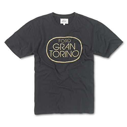 ss Tacks 2 Ford Gran Torino Short Sleeve Black T Shirt, XL ()