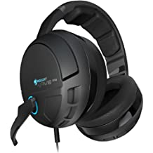 ROCCAT Kave XTD 5.1 Digital Premium 5.1 Surround Gaming Headset USB Remote and Sound Card (ROC-14-160)