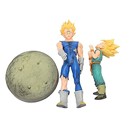CYRAN Dragon Ball Z Vegeta und Trunks Figur Japanese Anime Action ...