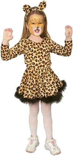 Children Girls Tiger Costume Boys Jungle Book Week Animal Fancy Dress Outfit