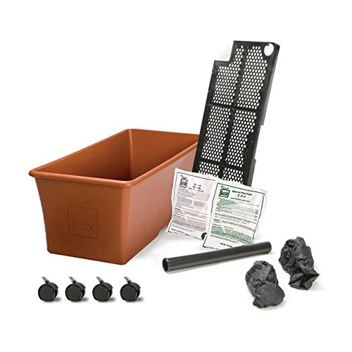 Earthbox Novelty 80105 Garden Kit, Standard, Terra Cotta by Earthbox