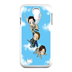 FOR SamSung Galaxy S4 Case -(DXJ PHONE CASE)-Angels in The Sky-PATTERN 2