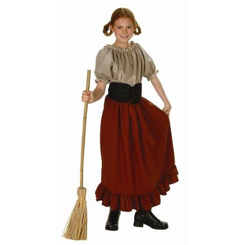 Child Renaissance Peasant Boy Costume (RG Costumes 91120-S Renaissance Peasant Costume - Size Child-Small)