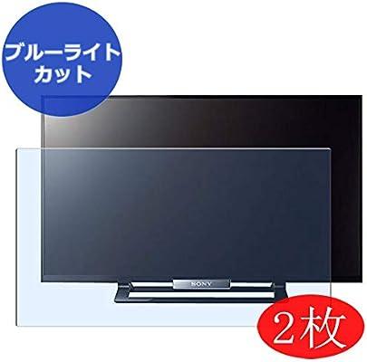 VacFun 2 Piezas Filtro Luz Azul Protector de Pantalla para Sony 32 ...