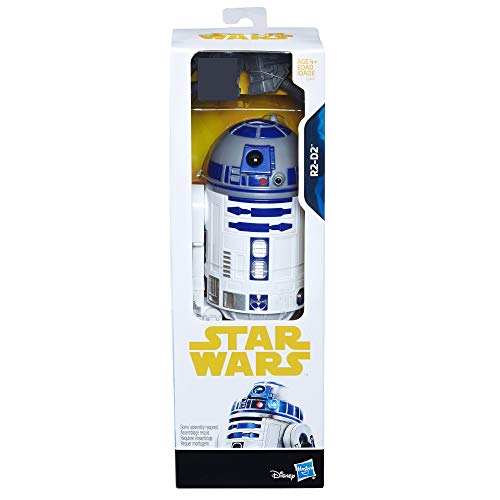 Star Wars The Last Jedi R2-D2 7 Inch Action Figure - 12