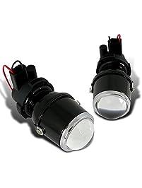 Spec-D Tuning LFP-RND3-WQ Projector Fog Light