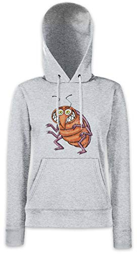 Capucha Con Sudadera Bug Hoodie Para Mujer Bed Aax6vwnw