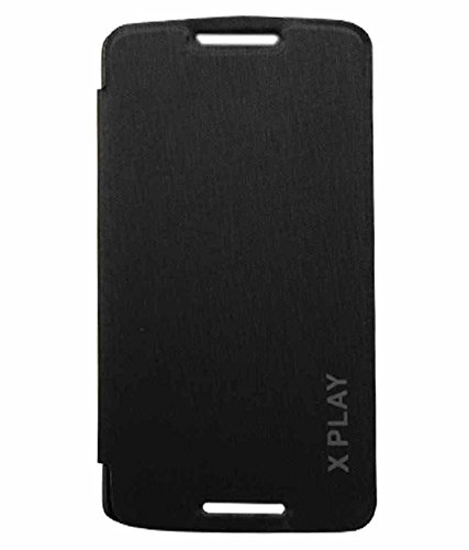 Motorola Moto X Play Back Cover Black