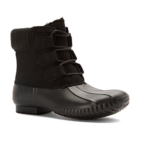 Call It Spring Womens Wohlberg Snow Boot Black FXcYdXO7