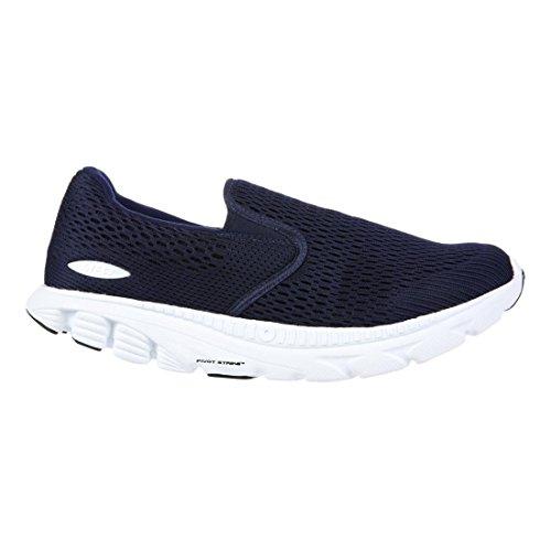 Mbt Femmes Vitesse 17 Slip On Sneaker Bleu Marine