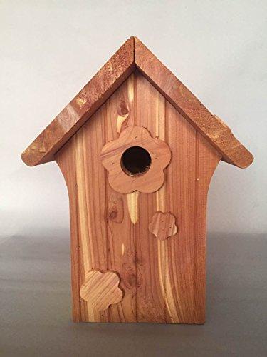 Cedar Green NM072 Villa Bird House