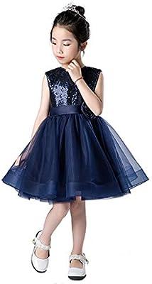 Jian E Traje de Baile Disfraces Niños Princesa Vestir Vestidos ...