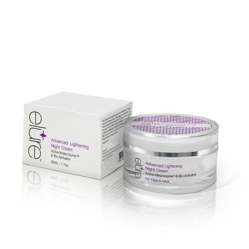 - Elure Advanced Brightening Night Cream For Face & Neck 60mL