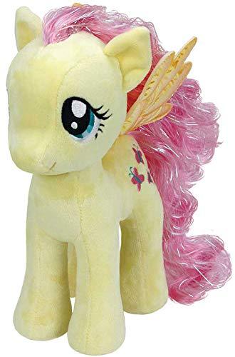 Ty UK My Little Pony Plush 11-Inch Fluttershy Buddy Plush -