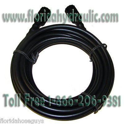 New Replacement Pressure Washer Hose 22MM female ends ( 1/4