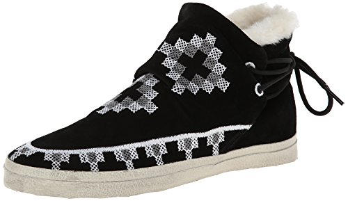 Kim & Zozi Dames Native Fashion Sneaker Zwart