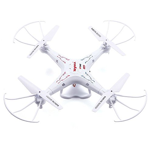 Syma X5C-1 Explorers 2.4Ghz 4CH 6-Axis Gyro RC Quadcopter Drone with Camera