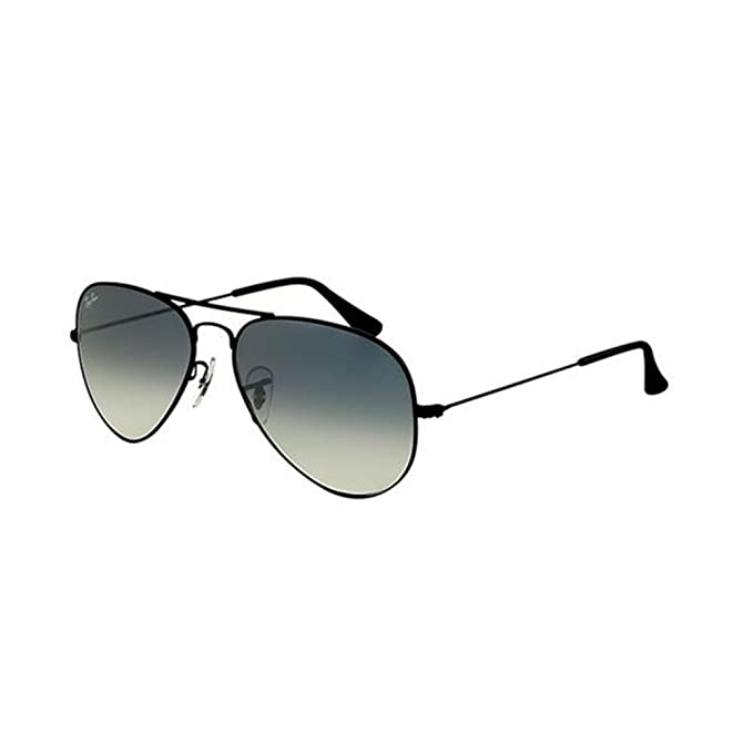 dbbae0b94a74eb Ray-Ban UV protection Aviator Men s Sunglasses (0RB3025I002 3F58 58  millimeters Grey)  Amazon.in  Clothing   Accessories