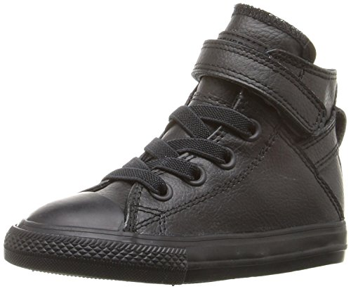 Scarpe Top Taylor Converse Black Black Star All Black bambini High per Toddler Chuck xxwY5H0