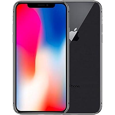 Apple iPhone X ‑ 64 GB ‑ Space Gray ‑ Unlocked ‑ GSM